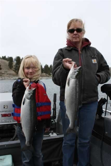 Wallowa Lake Kokanee!